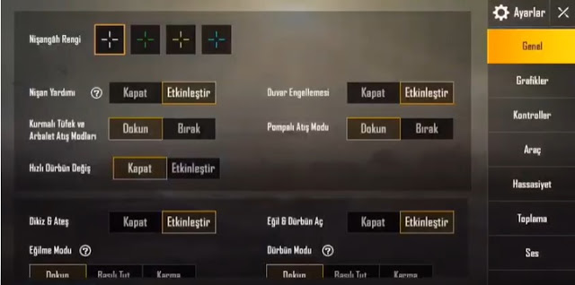 Coffin Pubg mobile 6x Spray Sensitivity settings