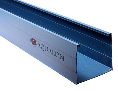 Pipa Aqualon Talang Air Hujan PVC Gutter Profile