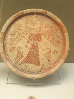 greek pottery date