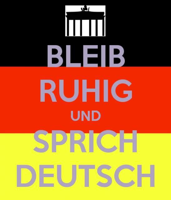 non solo crauti voglia di tedesco sei consigli per parlarlo. Black Bedroom Furniture Sets. Home Design Ideas