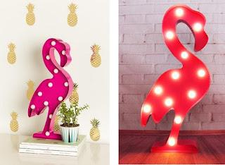 luminaria-led-flamingo-rosa-pink-luz-decoracao-tropical-quarto-casa-festa-menina