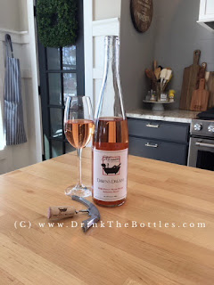 2016 Dawn's Dream Winery Pinot Noir Rosè