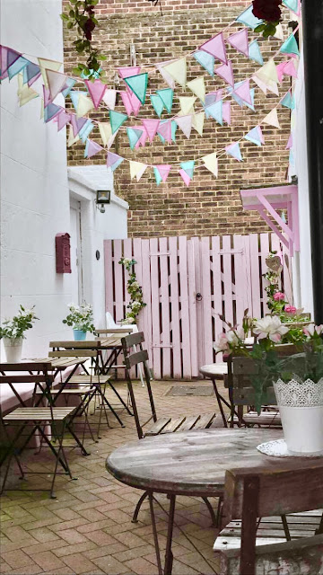 Pretty Things Horsham Courtyard