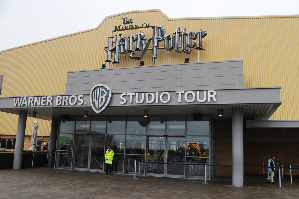The Making of Harry Potter | Harry Potter Studio Tour