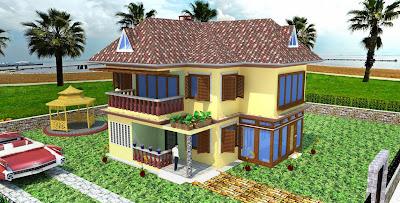 Download google sketchup(software desain rumah dan 3d modelling)