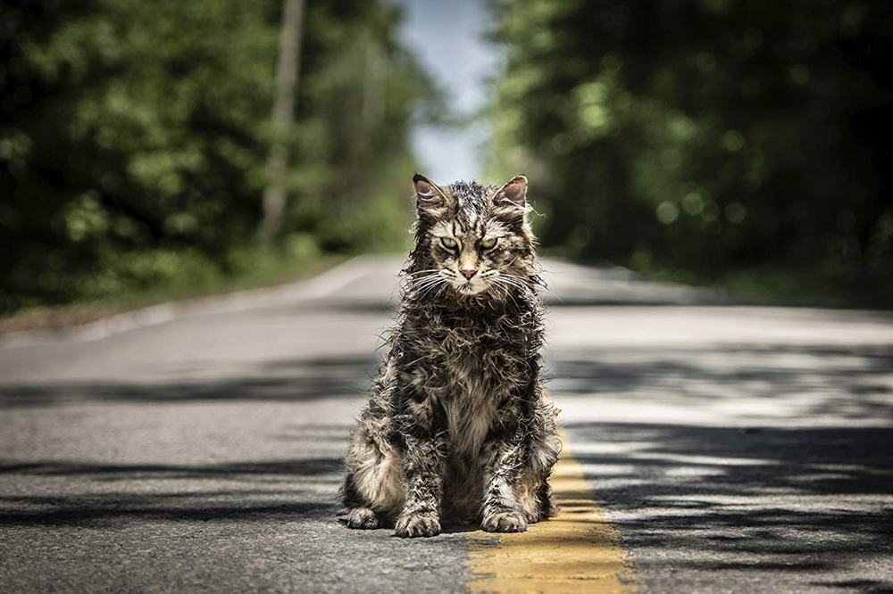 Pet Sematary, Stephen King, Horror, Thriller, Mystery, Movie Review by Rawlins,
