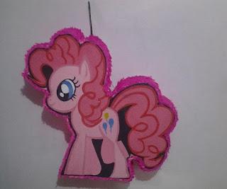 MLP Fake Pinkie Pie Pinata