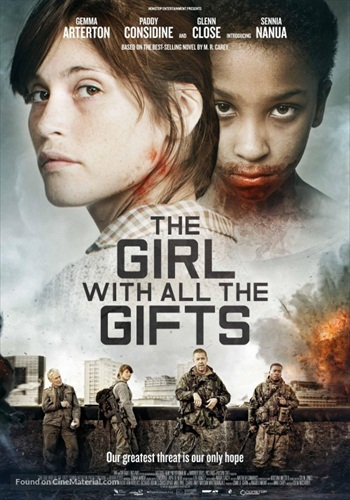 The Girl with All the Gifts 2016 English Bluray Movie Download