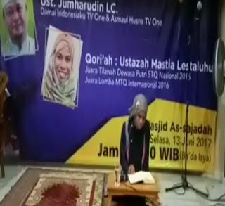 Mp3 Tilawah Merdu Ustadzah Mastia Lestaluhu Surat Al Baqarah Ayat 183