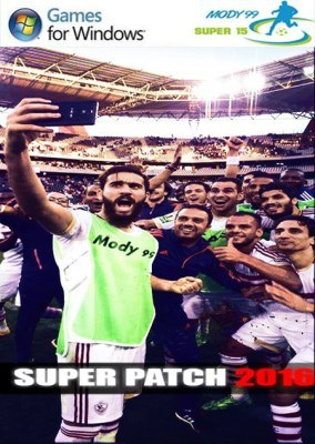 PES 2016 Super Patch 0.3 By MODY 99 Latest Is Here