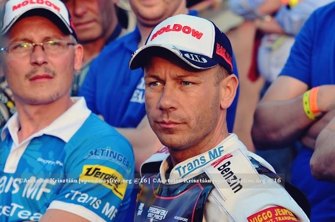 Stockholmi Grand Prix Pedersen nélkül