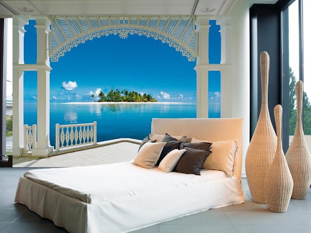 Фототапети за спалня