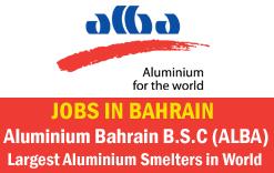 Jobs in Bahrain - Aluminium Bahrain B S C  (Alba) - Jobzatgulf com