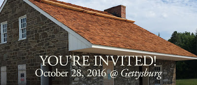 Join us to Unveil Lee's Headquarters at Gettysburg
