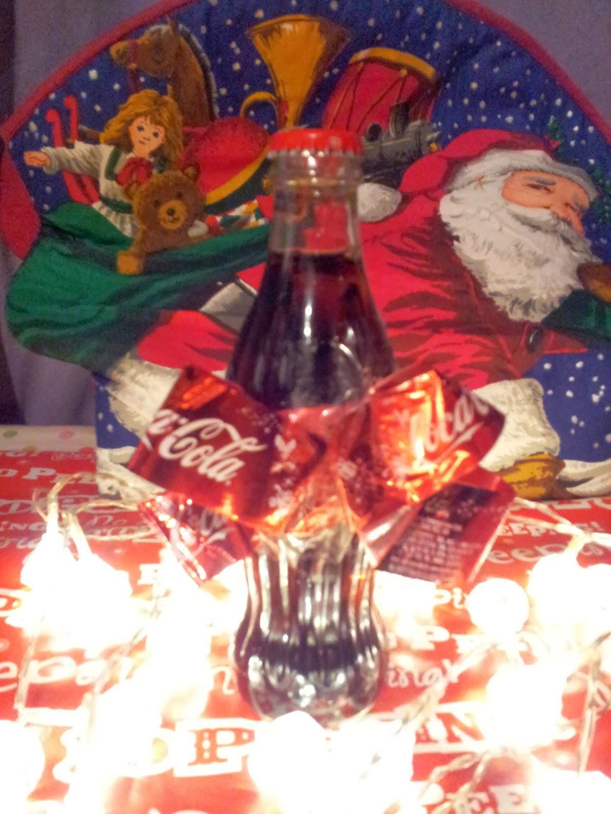 , Coca-Cola:  The Magic Bow Bottle