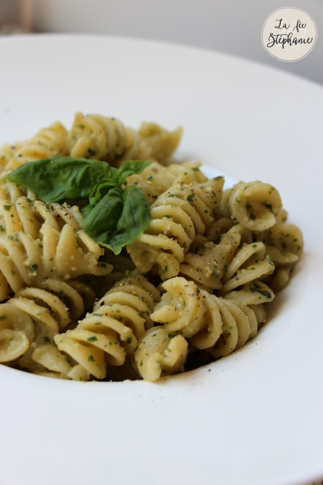 Pesto d 39 aubergine une recette vegan simple et rapide la f e st phanie - Recette vegan simple et rapide ...