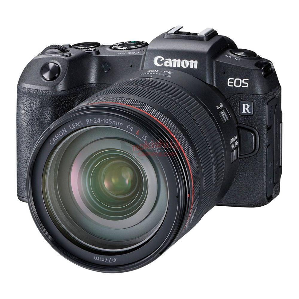 Canon EOS RP с объективом RF 24-10mm f/4L IS USM