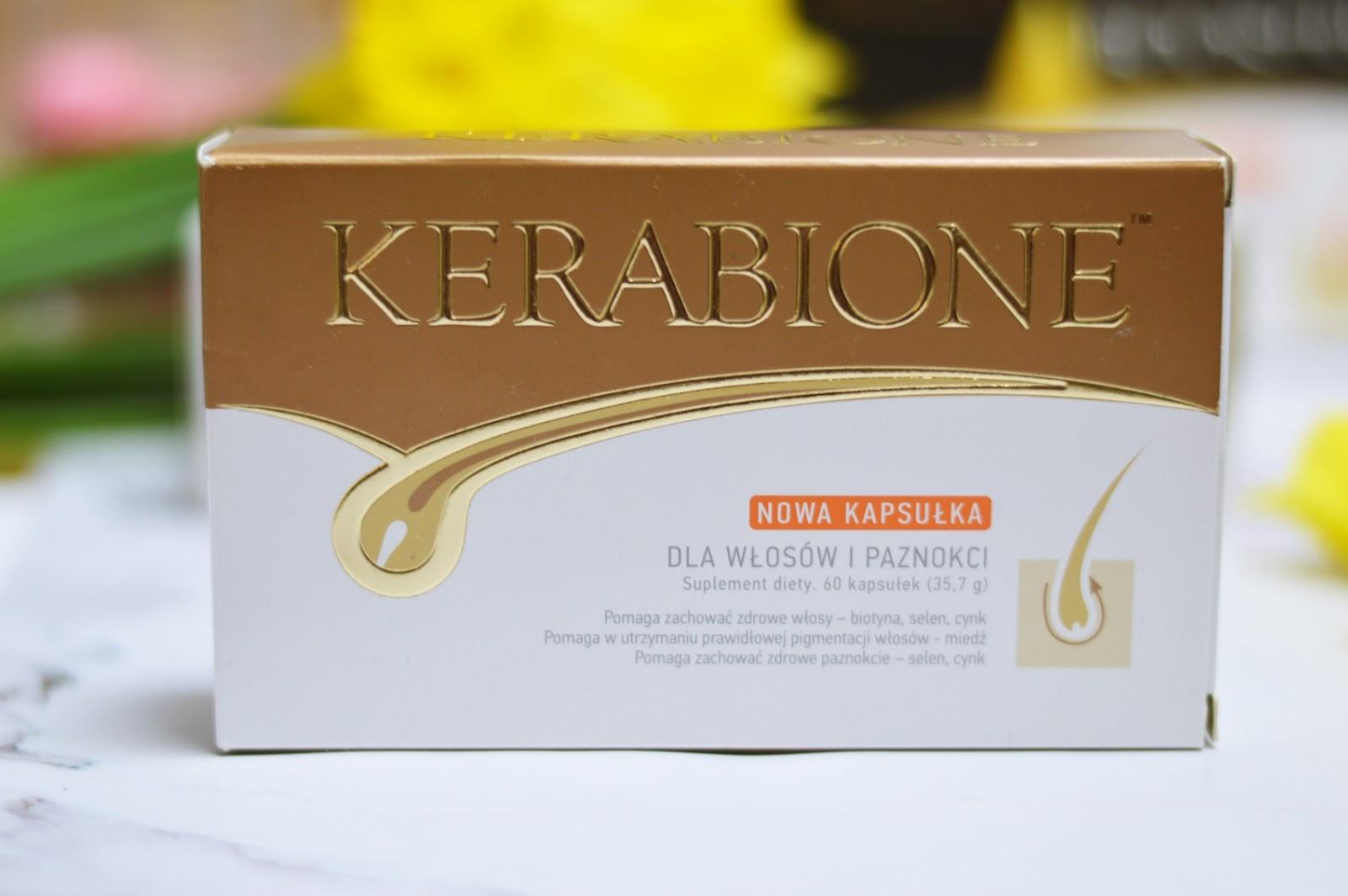 Kerabione - suplement diety