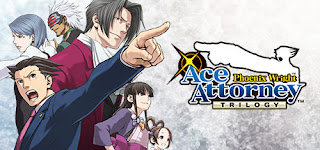 Spesifikasi PC Phoenix Wright: Ace Attorney Trilogy