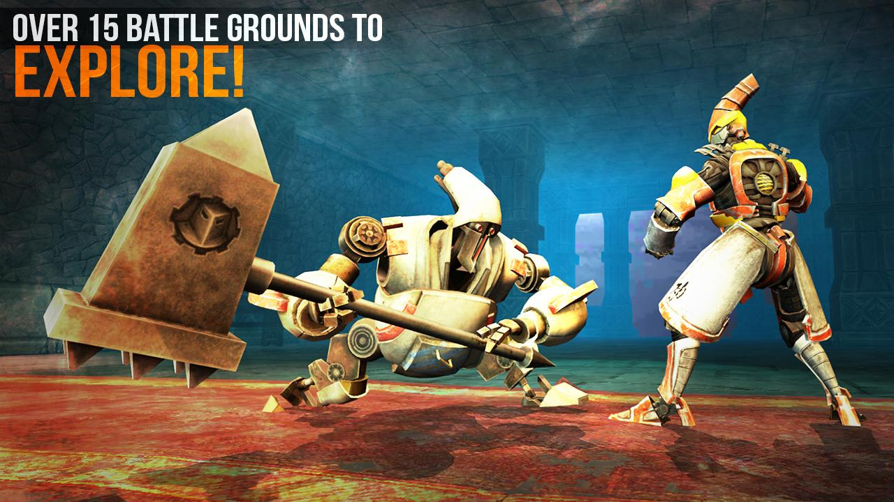 Clash Of Robots MOD APK