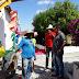 Prefeito Jobope acompanha preparativos para a Festa do Milho nas Lajes