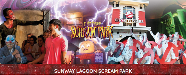 Sunway  Lagoon Scream Park