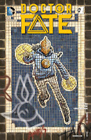 Doctor Fate #1 Writer: Paul Levitz, Sonny Liew Artist: Sonny Liew, Ibrahim Moustafa Colors: Lee Loughridge Letters: Nick J. Napolitano.  Doctor Fate created by Gardner Fox and Howard Sherman.