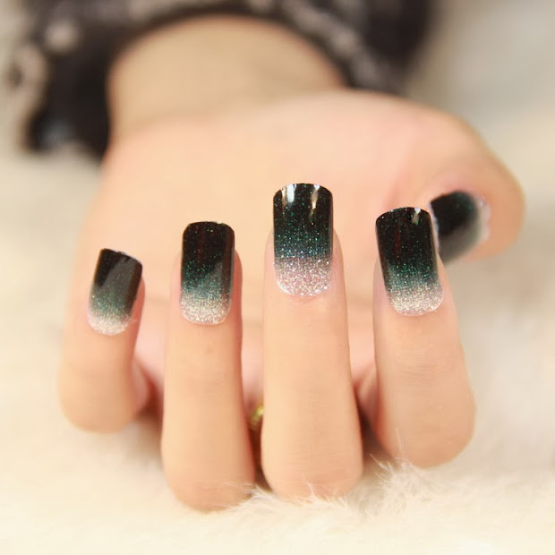 hot trend of latest nails art