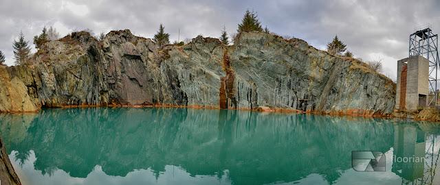 Visnes - kopalnia miedzi w Norwegii
