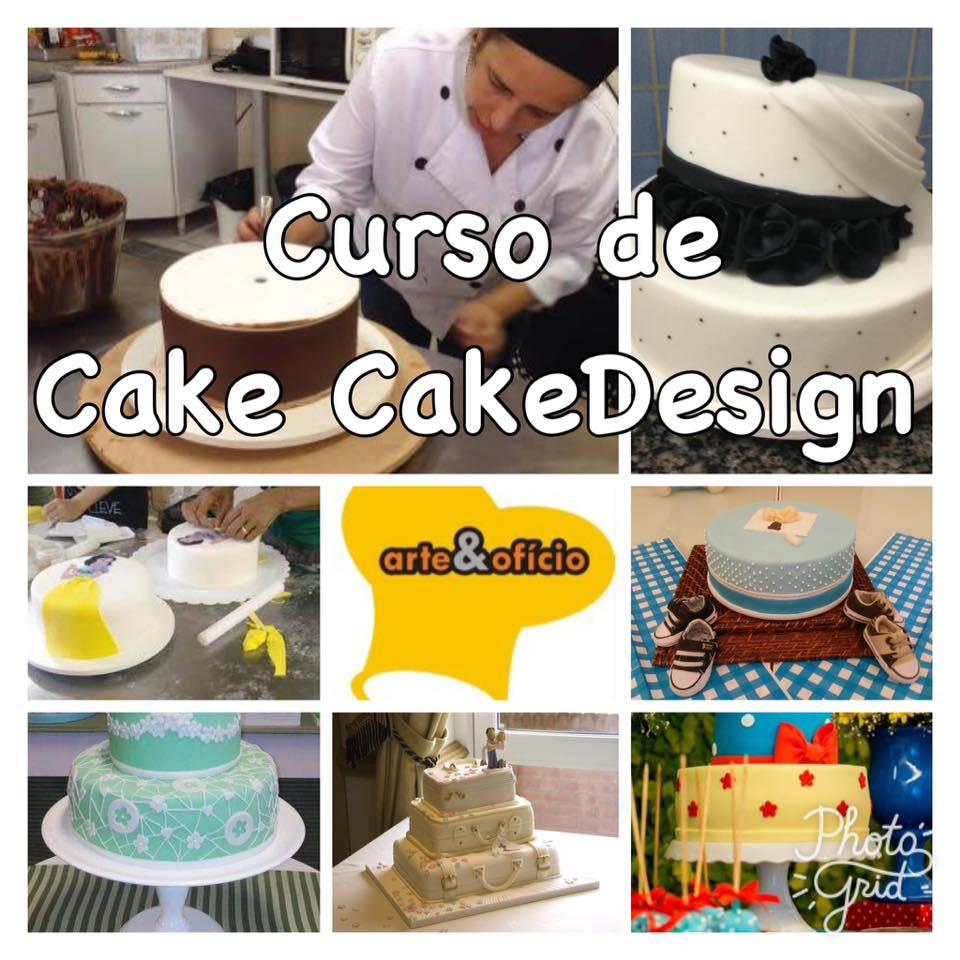 Curso De Cake Design Viseu : Arte e Oficio