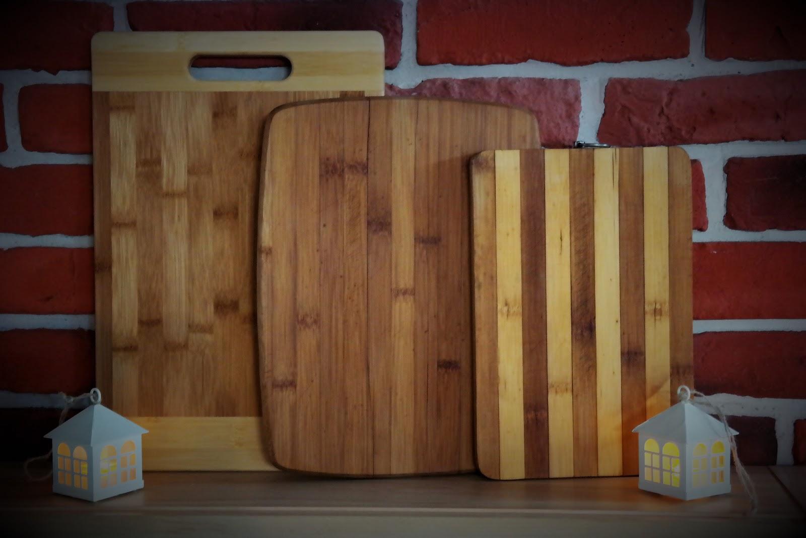 Drewniane deski do krojenia - wybór, pielęgnacja i impregnacja