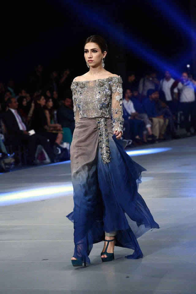 Maria B Collection at PSFW 2016
