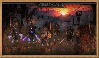Grim Dawn Free Download PC Games