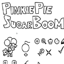 pinkie pie sugar boom my little pony games friendship
