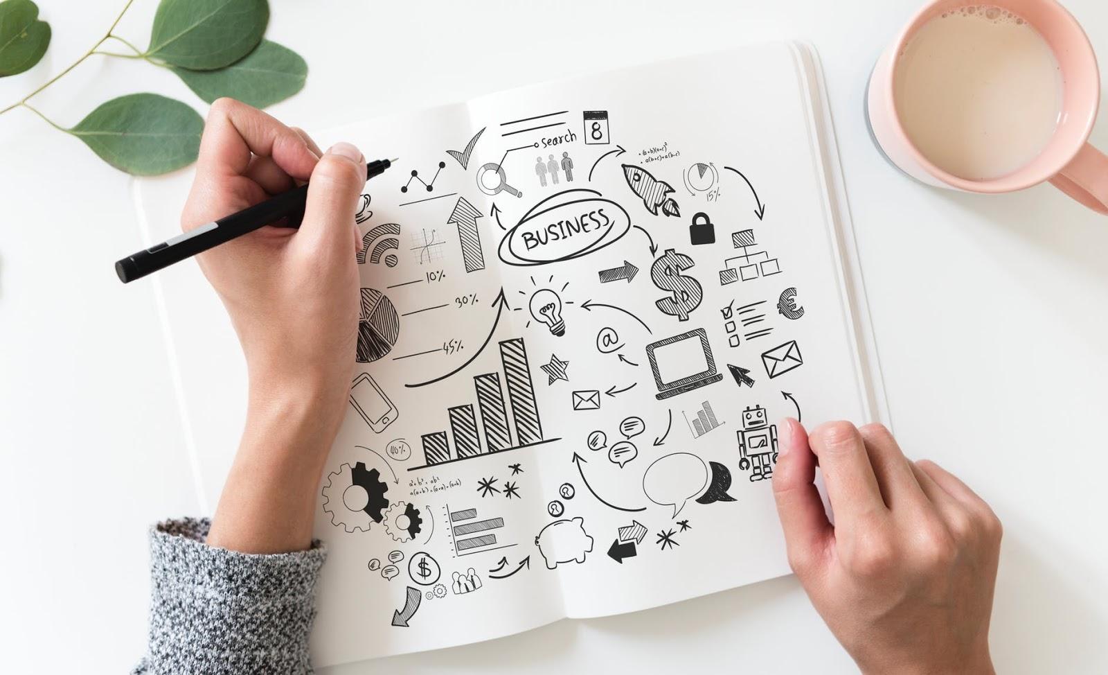 10 Pelajaran Penting Membangun Bisnis Online