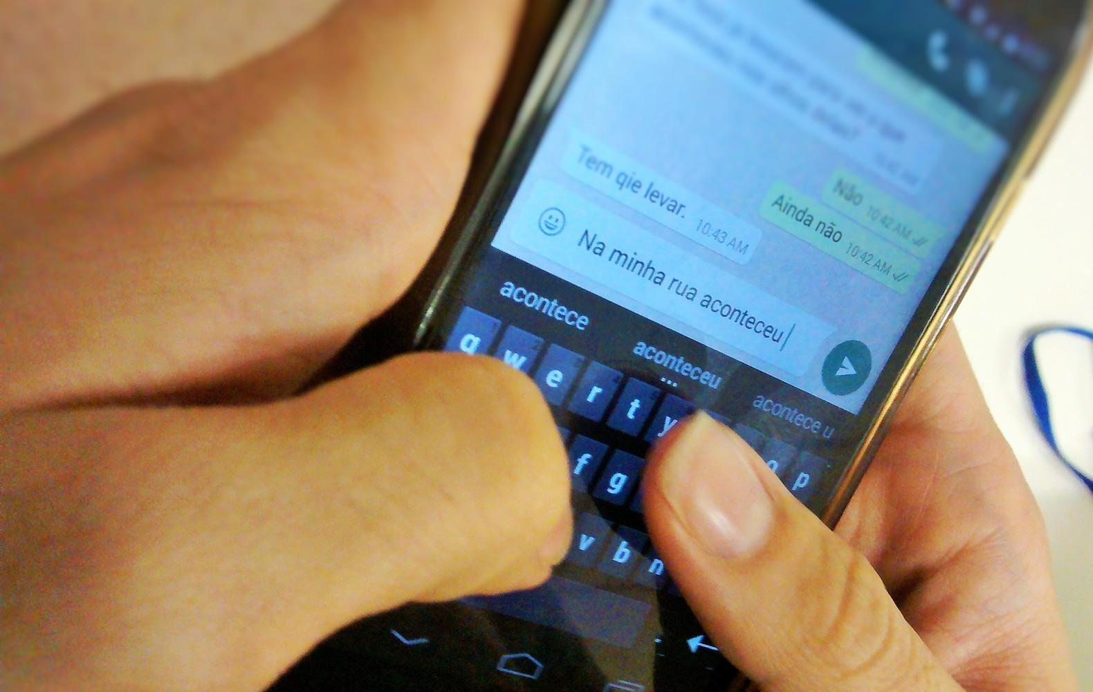 Crimes de homofobia agora podem ser denunciados pelo WhatsApp no DF