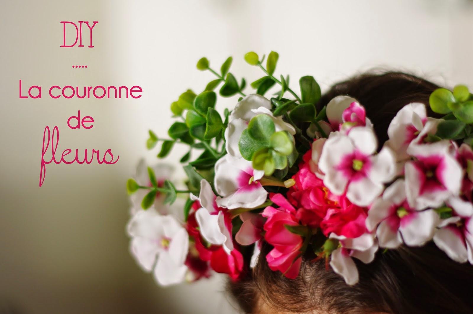 diy la couronne de fleurs hello balthazar blog diy voyages et lifestyle. Black Bedroom Furniture Sets. Home Design Ideas