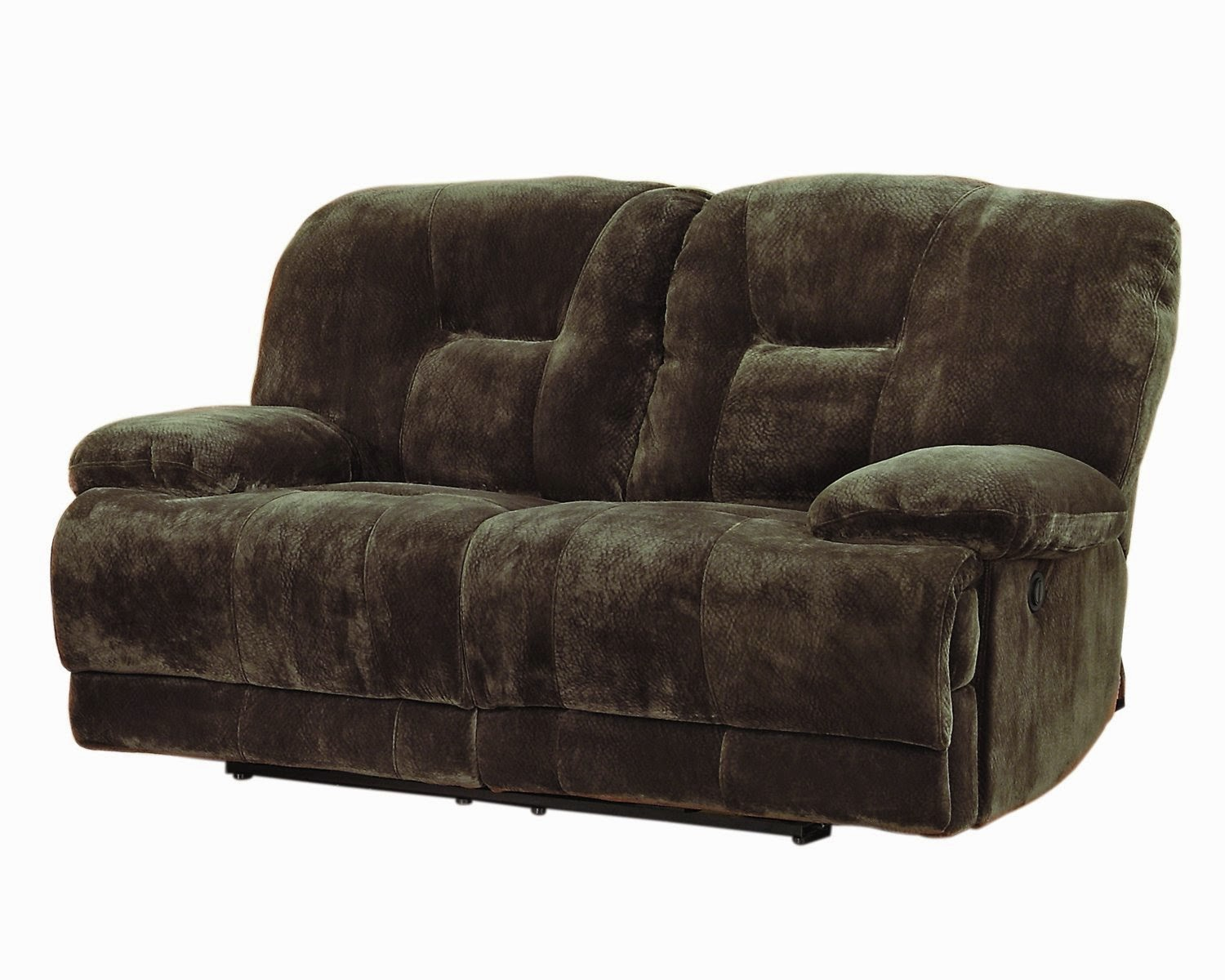 Two Seater Sofa Recliner How To Reupholster A No Sew Where Is The Best Place Buy 2