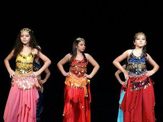 Festival de Dança de Santa Maria - Odaliscas