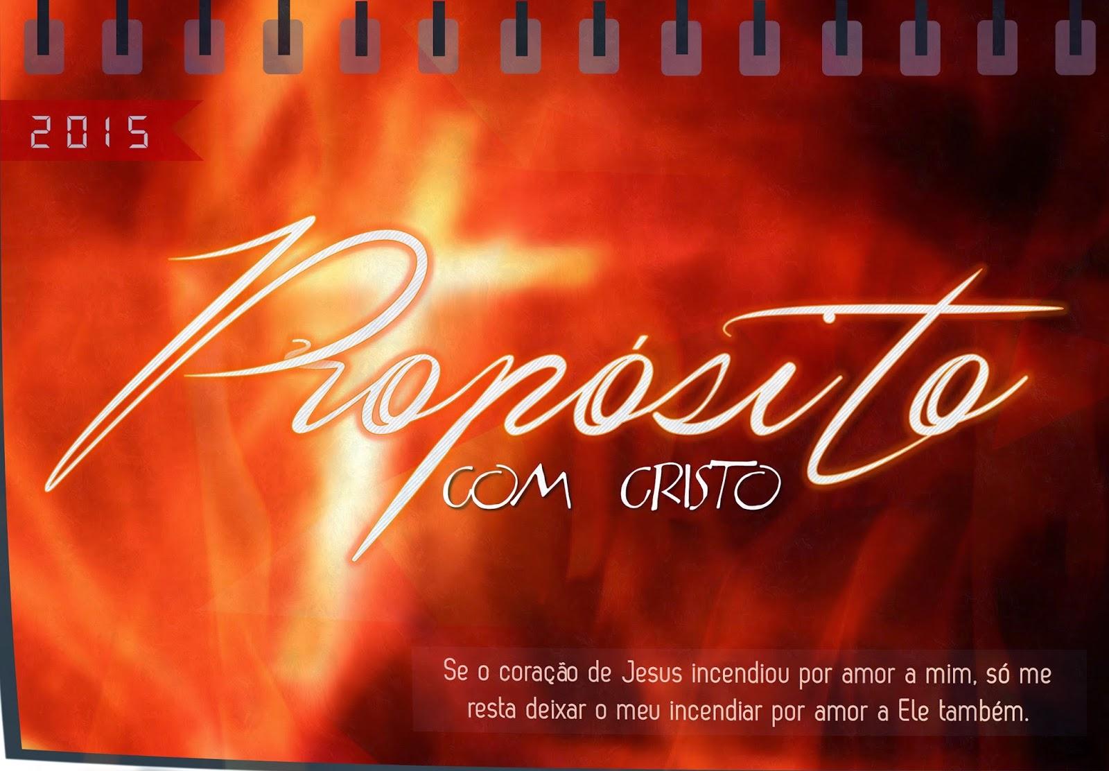 Propósito com Cristo 2015
