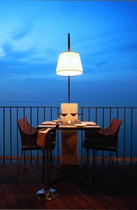 Grotta Palazzese - ресторан у моря 8