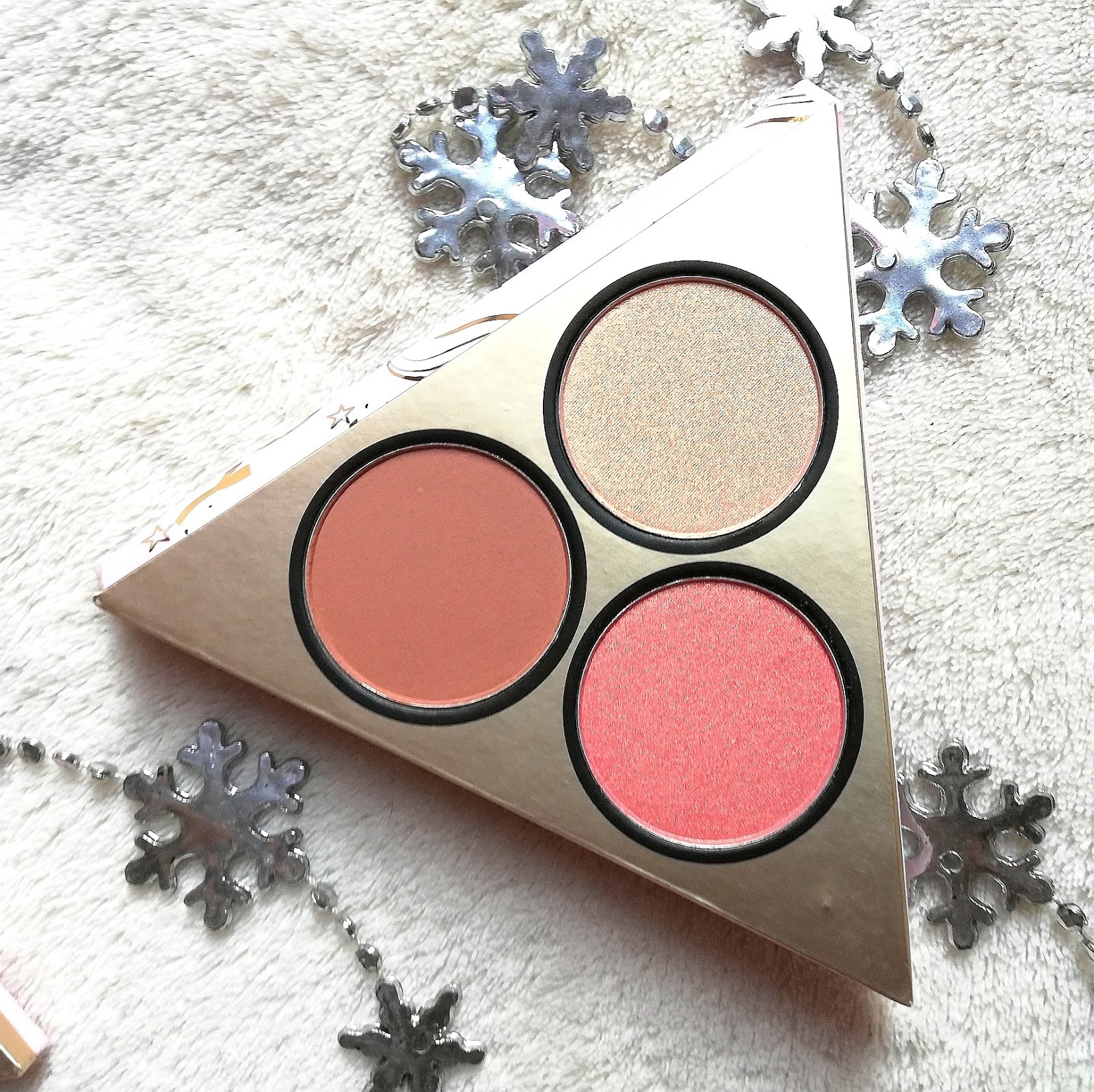 TOO FACED  Under the Christmas Tree (collection Noël 2018) 🎄