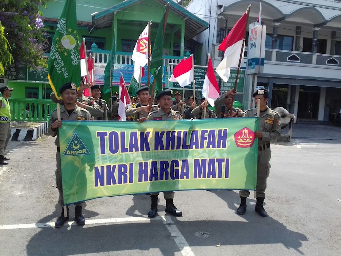 Sah! Kasasi Ditolak, HTI Clear Ormas Terlarang Di Indonesia