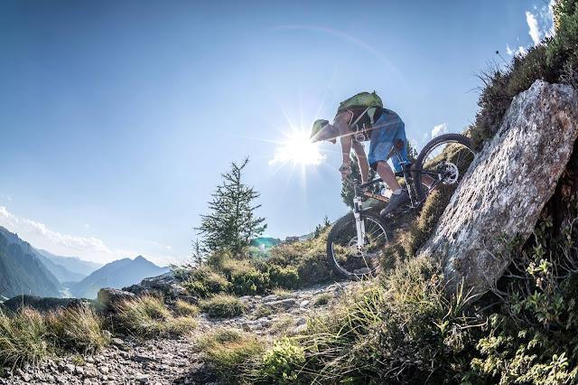 Trail Mountainbike Bike MTB Europahütte