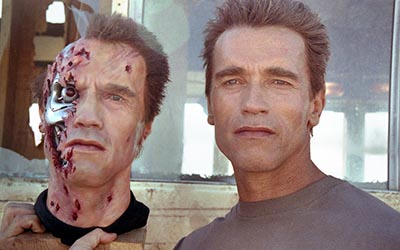Terminator 2 – Behind the scene