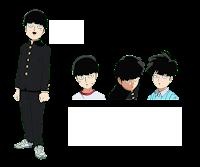 คาเงยาม่า ชิเงโอะ (Kageyama Shigeo) @ Mob Psycho 100: ม็อบไซโค 100 คนพลังจิต