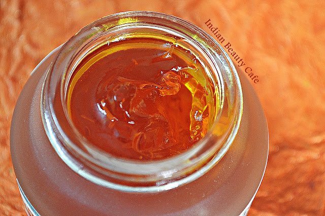 Iraya Saffron Elixir Consistency