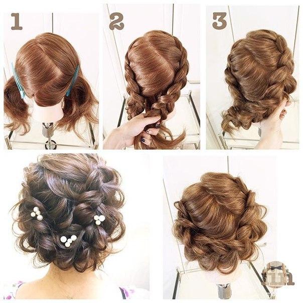 Новости самое читаемое свежее  необходимо распределить все волосы таким образом, чтобы полностью закрыть валики.