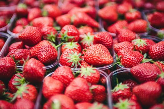 Strawberry Help Fight Cancer