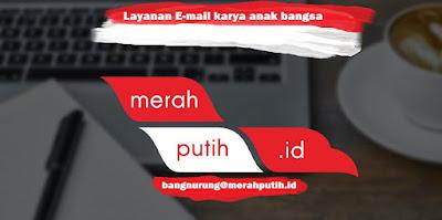 Cara Mendaftarkan Email @merahputih.id Gratis